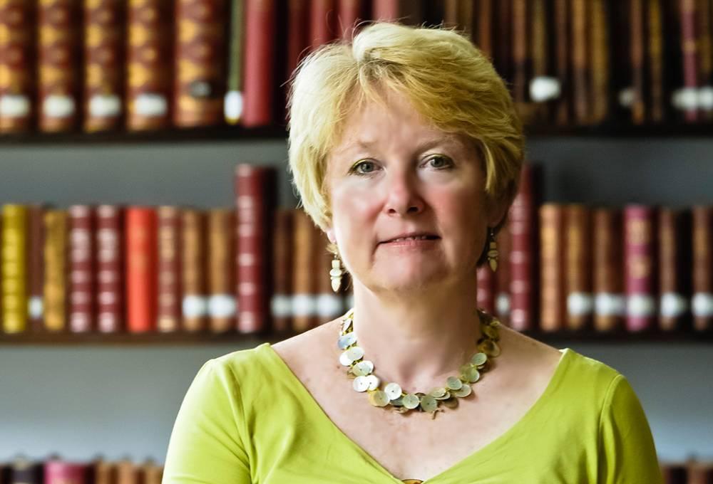 Alison Baverstock