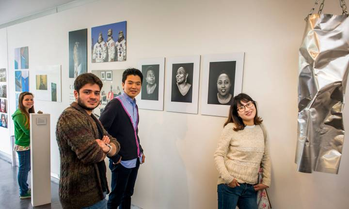 Foundation Studies in Art & Design open session