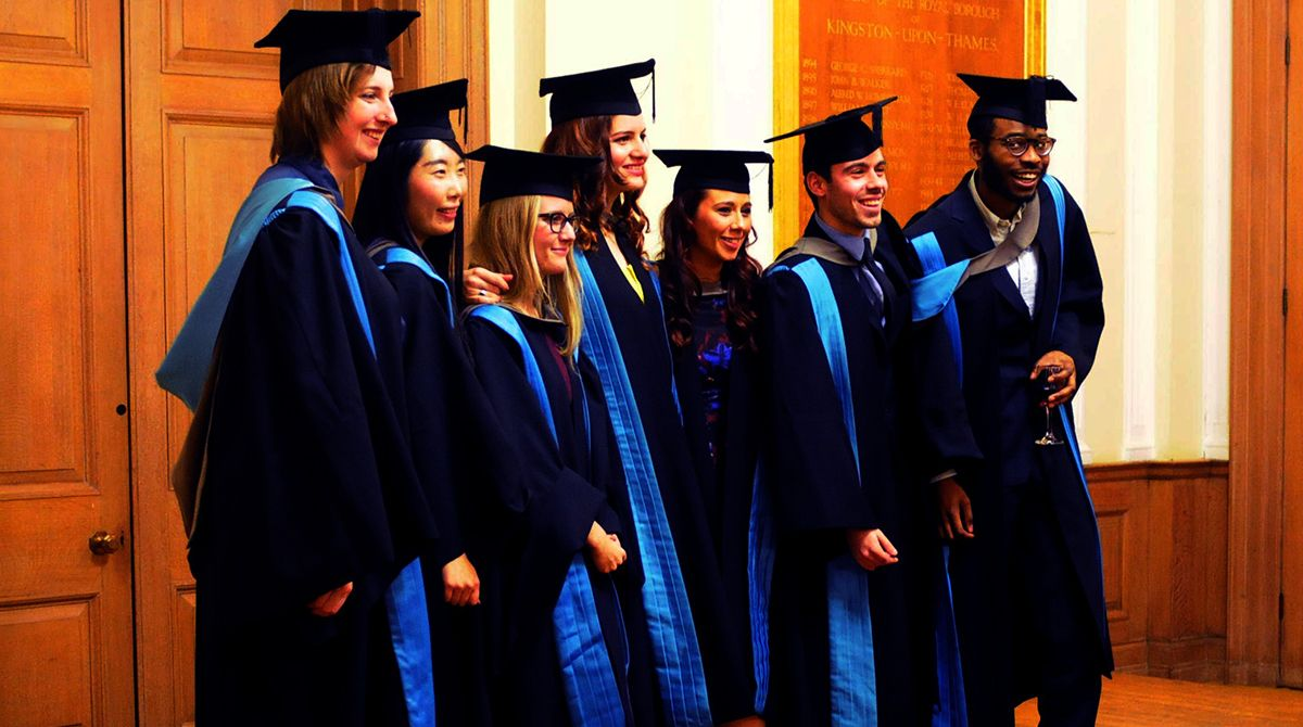 Kingston University graduates share their stories of summer 2015 graduation ceremonies