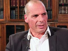 Shake the Superflux: Yanis Varoufakis on Shakespeare - 2018 Rose Shakespeare lecture