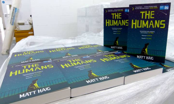 What Makes Us Human? Discussing 'The Humans' by Matt Haig