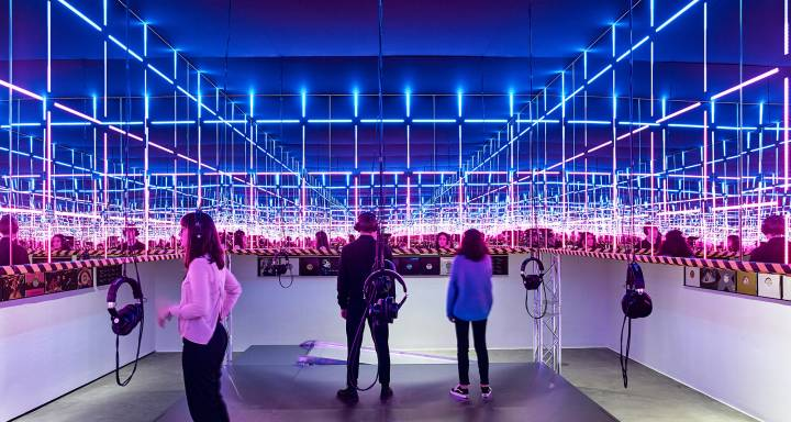 Nightclub design and club culture examined in new exhibition at Vitra Design Museum co-curated by Kingston University course leader Dr Cat Rossi