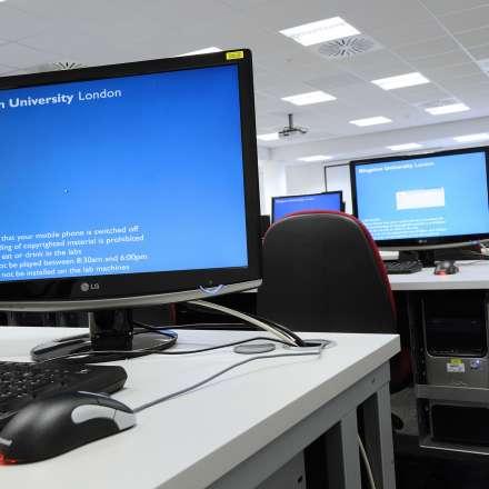 Penrhyn Road Computer labs