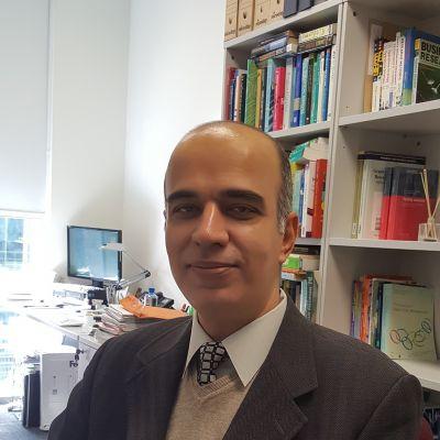 Reza Zanjirani Farahani