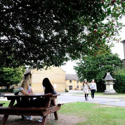 Seething Wells halls of residence
