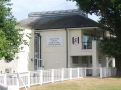 Fulham Football Club and Kingston University Business Breakfast