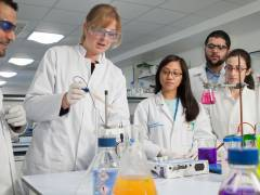 Major Kingston University-led research set to help more students progress on to further study in science, technology, engineering and mathematics