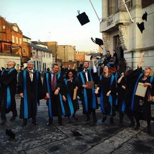 Hats off to our newest graduates as they share their stories from their graduation ceremonies