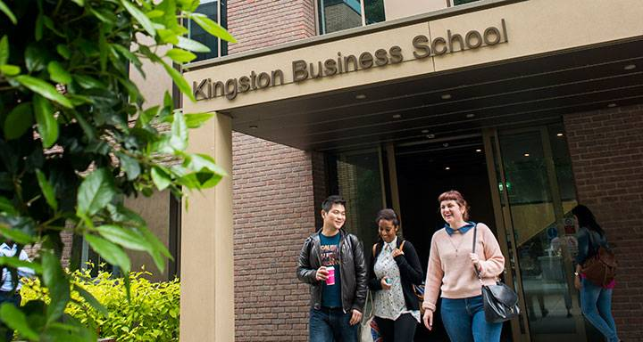 Dean says entrepreneurship in Kingston Business School's DNA as QS  TopMBA.com rates it number one in world for MBA graduate start-ups