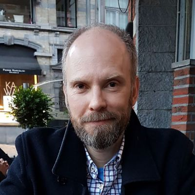 Dr Andreas Hahn