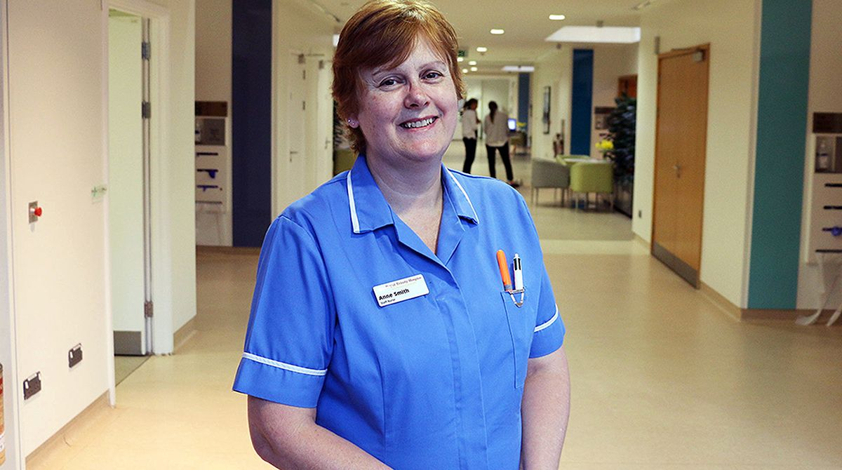 Once a nurse, always a nurse: how Kingston University is bringing nurses back to the profession
