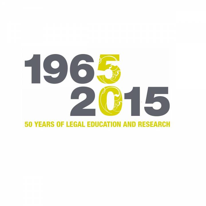 Kingston Law School 50th anniversary