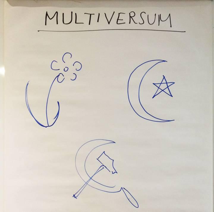 Public lecture: The Idea of a multiversum - logics, cosmology, politics