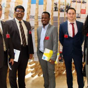 Kingston University highlights enterprise credentials at London university promotion drive in UAE and Qatar