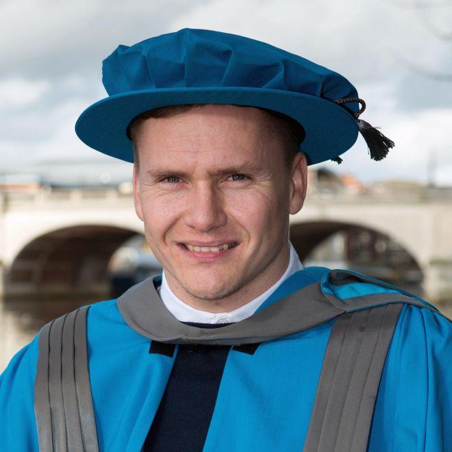 David Weir CBE HonDSc