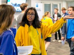 Undergraduate Open Day for 2017 entry