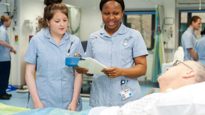 Nursing open day - St George's campus