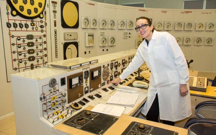 Kingston University sociology lecturer joins select group of academics to visit former top secret nuclear power plant in Russia