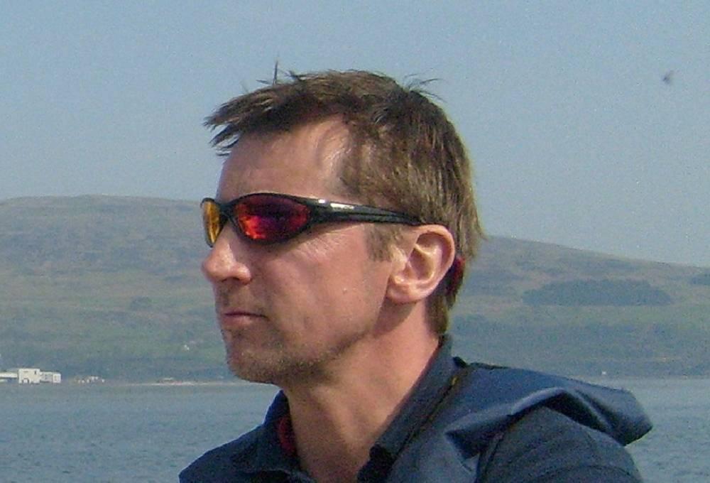 Graeme Jones