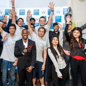 Kingston University students pitch innovative business ideas in Dragon's Den-style entrepreneurship competition