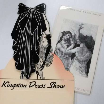 Dress Show invites