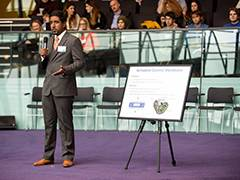 Kingston University showcases entrepreneurial excellence in competition final as students pitch sustainable business ideas to the Mayor of London
