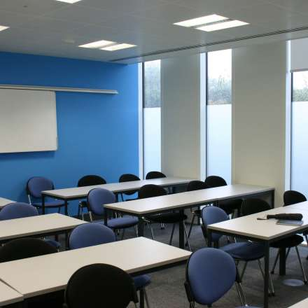 Lecture room in the Hawker Wing