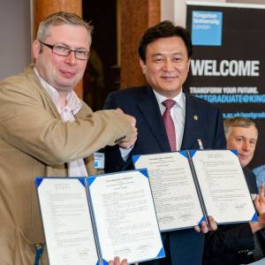 Korean teachers sign up for three more years of English language development with Kingston University