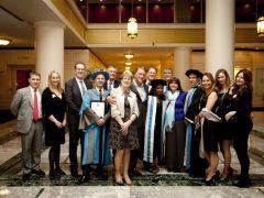 New York alumni reception