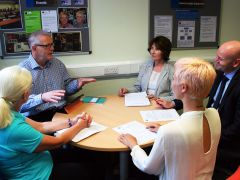 Patient and public involvement in research: theory and practice