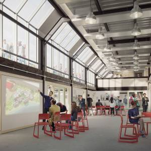 Teaching excellence, environmental sustainability and energy efficiency at heart of £30m Kingston School of Art campus refurbishment