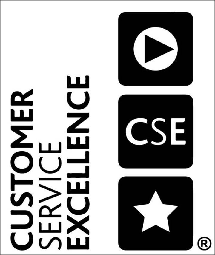 Customer Service Excellence award