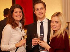 Oslo alumni reception