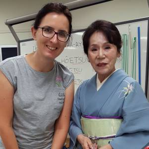Kingston University nursing student finds out about international patient safety at workshop in Japan