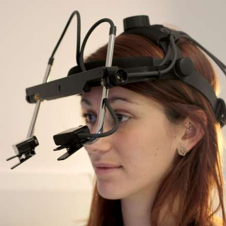 Psychology facilities include eye-tracking software