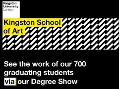 Kingston University Undergraduate Degree Show 2017