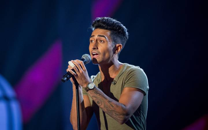 Former Kingston University engineering student Anthony Sahota steps into spotlight on BBC 1's Let It Shine after surprise graduation ceremony visit from Take That's Gary Barlow