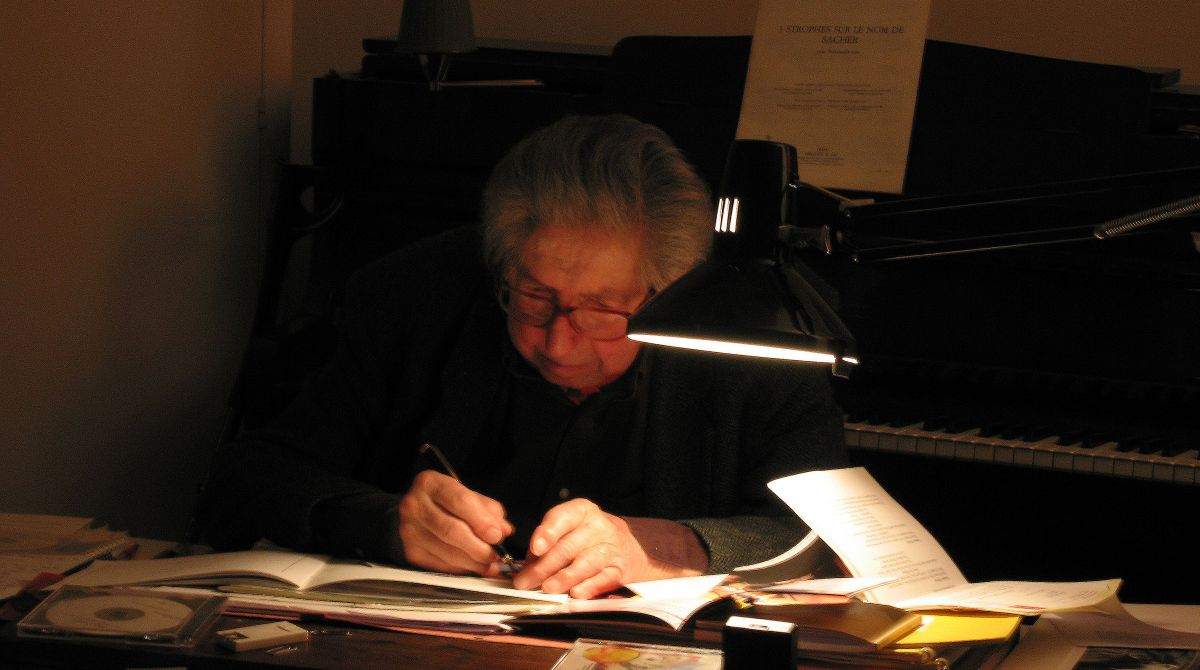 Kingston University music expert leads tributes to commemorate renowned French composer Henri Dutilleux's 100th anniversary