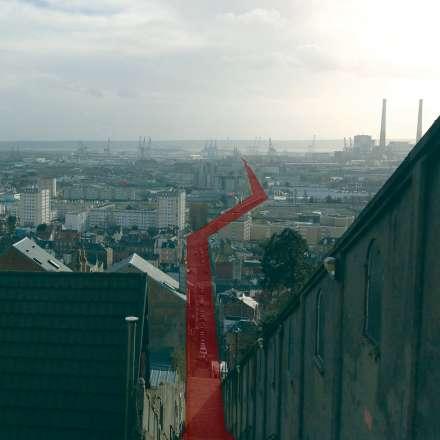 MA Landscape Urbanism - Juliana Cedro Stock - Le-Havre - The Salamander's Way