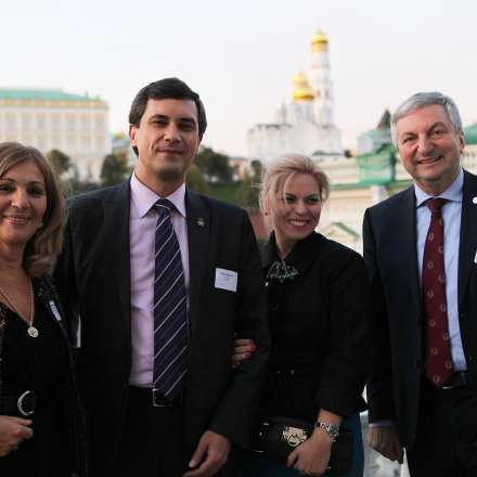 Moscow Reunion October 2014