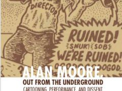 Alan Moore, Out from the Underground Book Launch