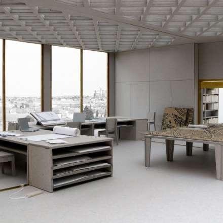 Arch Part 2 - Studio design