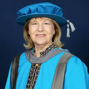 History means Iraq will prevail in battle against Islamic State, politician and new Kingston University Honorary Doctor Baroness Nicholson contends