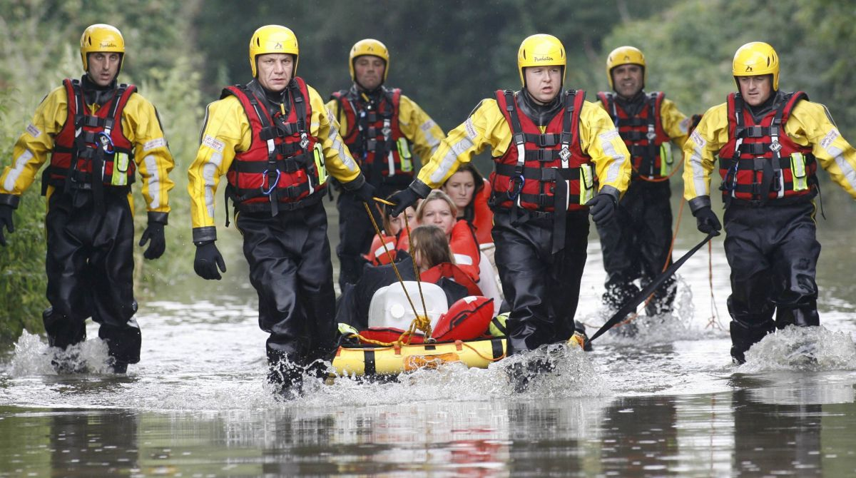 When will Britain wake up to the link between climate change and flooding?