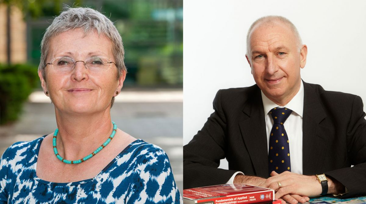 Achievements of Kingston University and St George's, University of London academics applauded in Queen's 90th Birthday Honours list