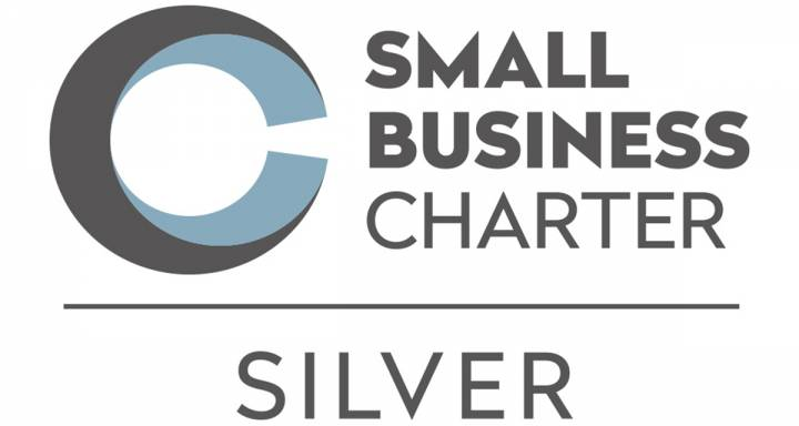 Kingston gets silver as Business School secures prestigious Small Business Charter Award