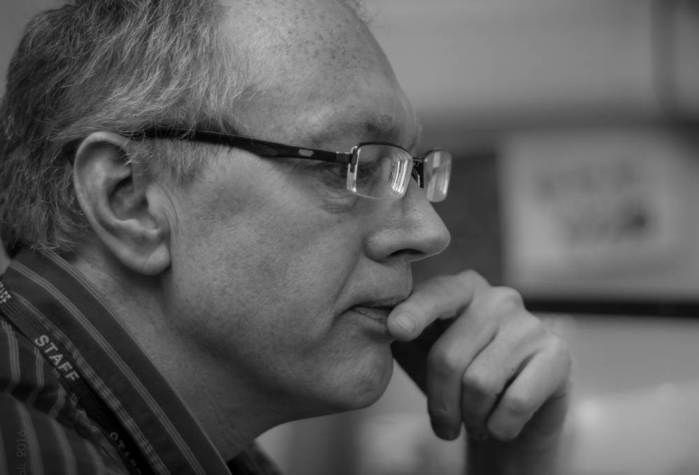 Dr David Kidd