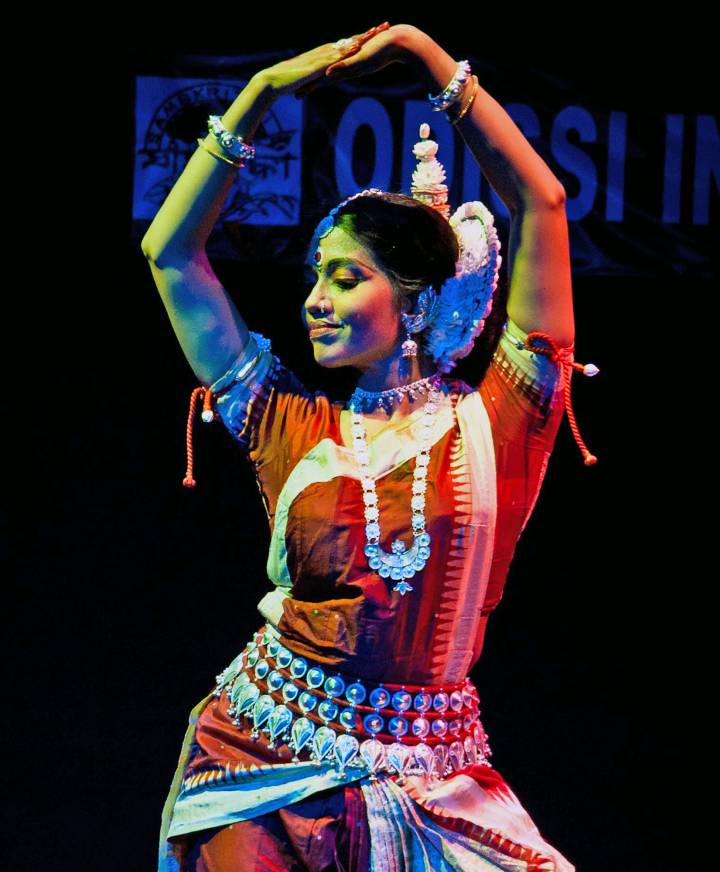 Indian Classical Dance Workshop