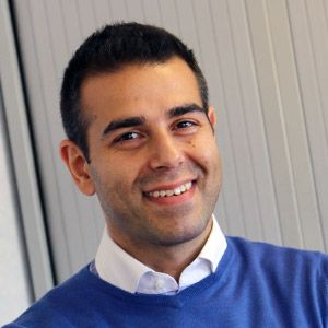 Business development manager and acting head of business development: Amir Pirouzi
