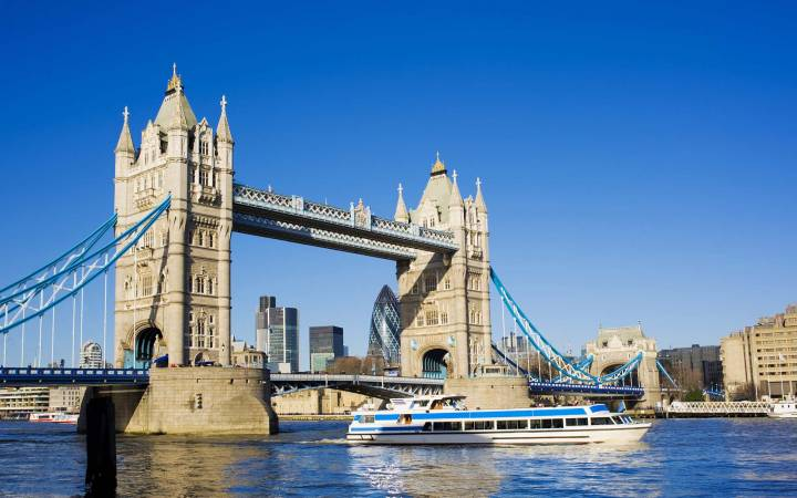 Exploring London and other great sites